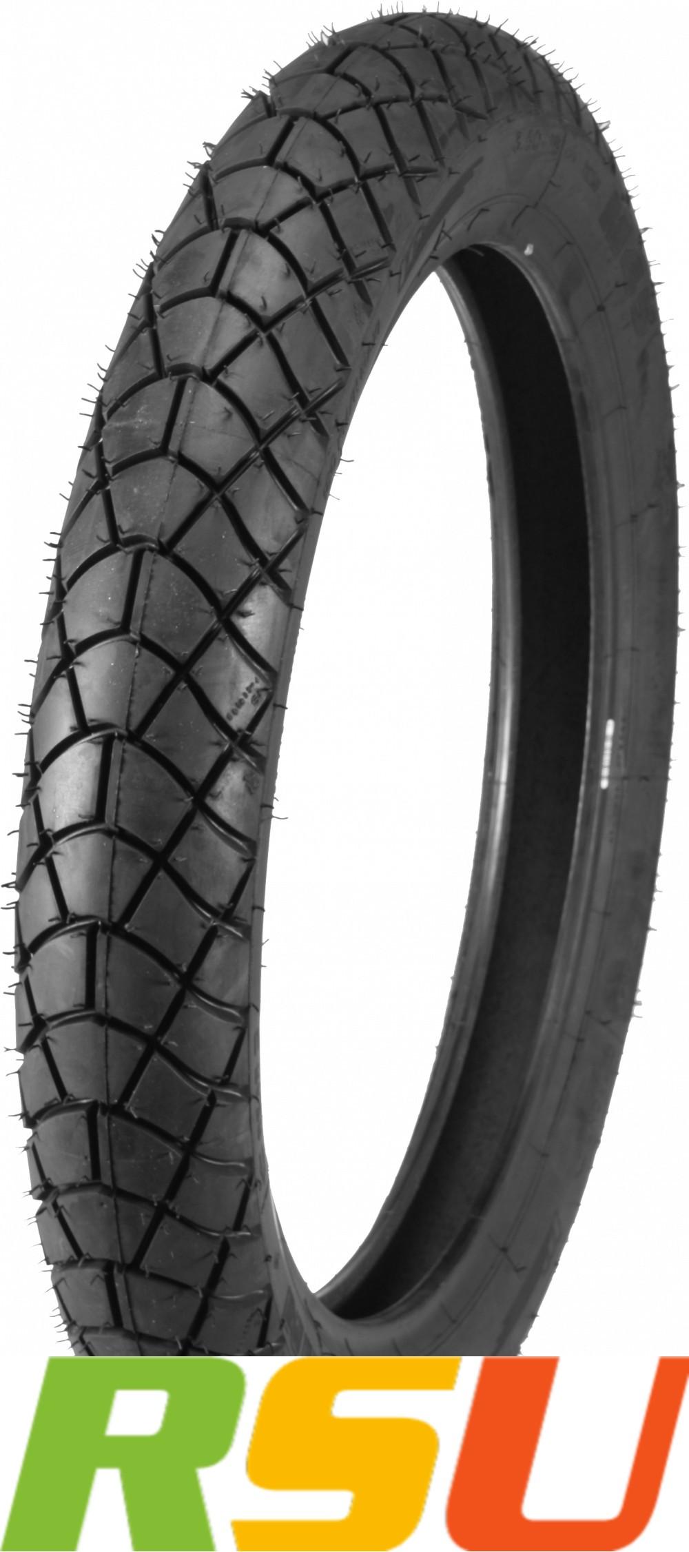 2x Motorradreifen Michelin M 45 XL (TT) 2.75-17 47 S