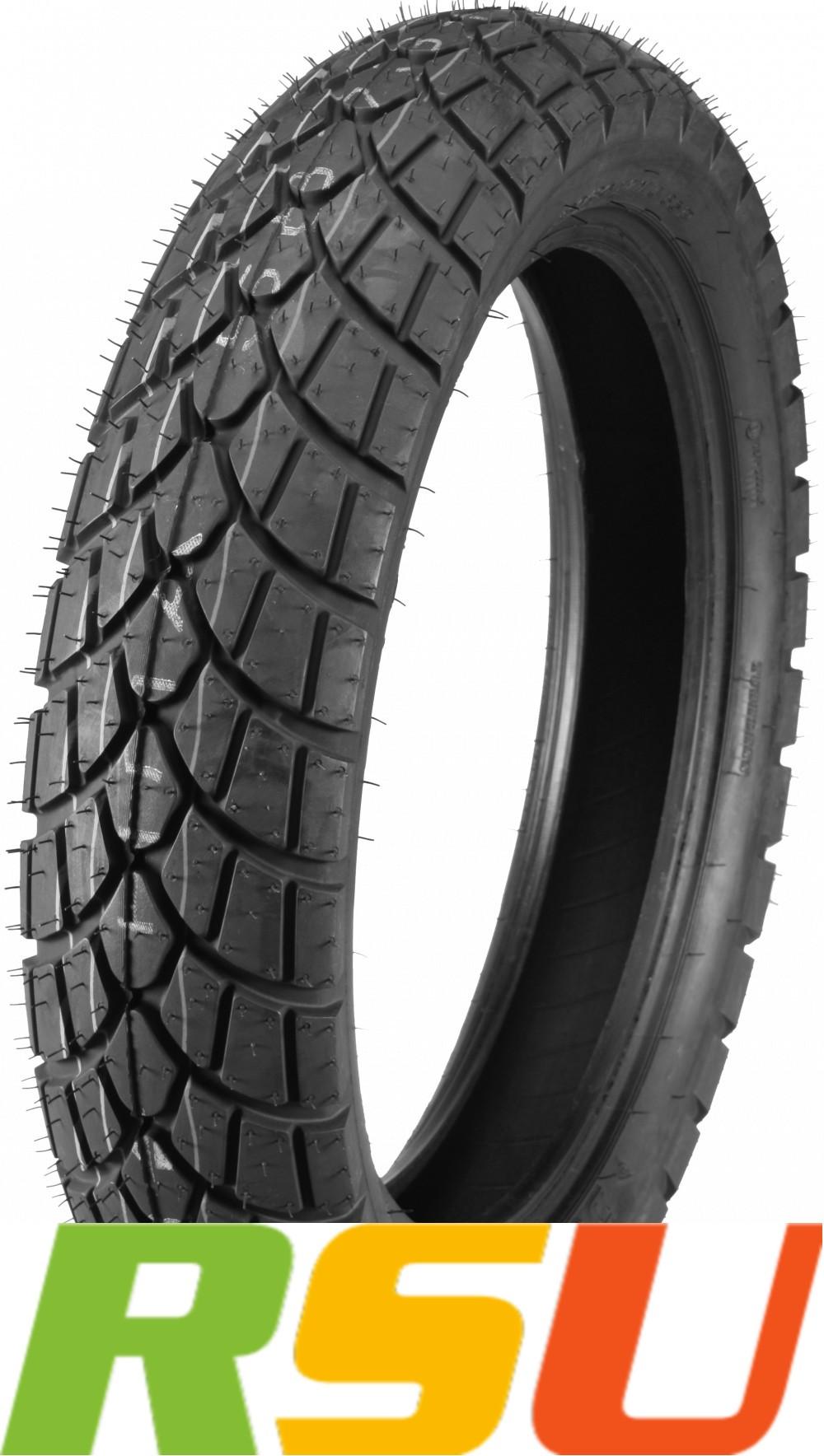 4x Motorradreifen Dunlop D 602 F 100/90-18 56 P